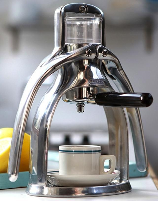 Presso Espresso Maker. America's Test Kitchen-approved!