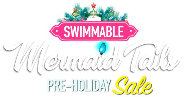 Swimtails offers the highest quality mermaid tails for sale. Swimmable mermaid tails offer a great way for kids to exercise and have fun. Made for swimming.