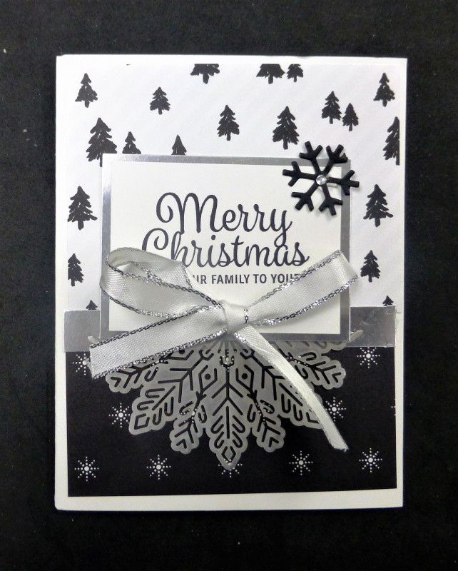 Christmas card from Rose by hobbydujour - Cards and Paper Crafts at Splitcoaststampers