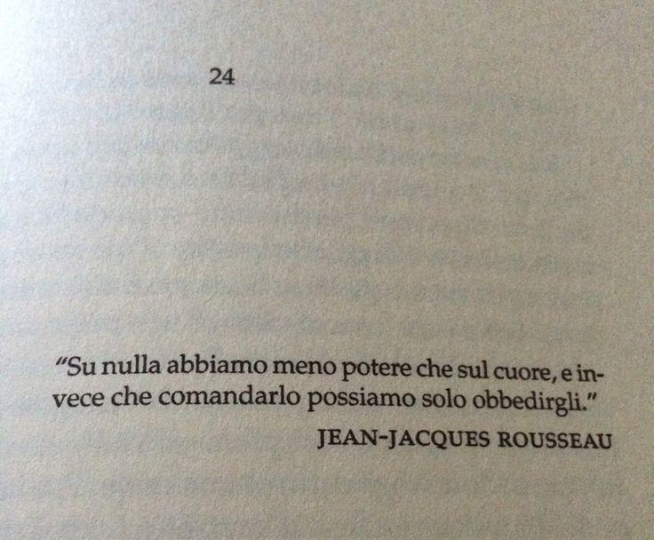 Jean-Jacques Rousseau #aforismi