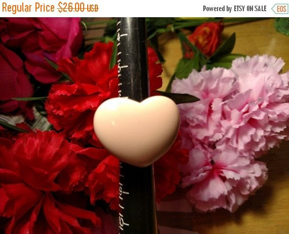 SALE TODAY Runway Huge Pastel Light Pink Acrylic by Glamaroni