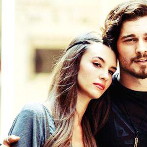 -Delibal ' Çağatay Ulusoy & Leyla Lydia Tugutlu ''  #BarışFüsun   ''I've come to love, another mine.'' — Lights in men
