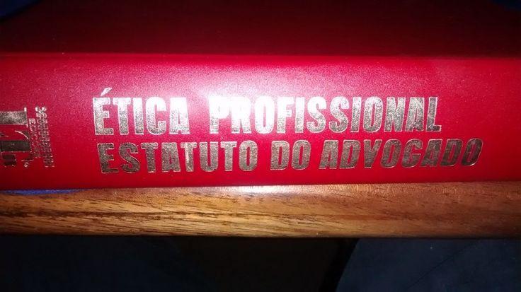 Ética Profissional Estatuto Do Advogado Ruy A. Sodré -usado - R$ 20,90 no MercadoLivre