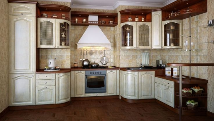 "Kitchen Cabinet Design ""Anzhelika"""
