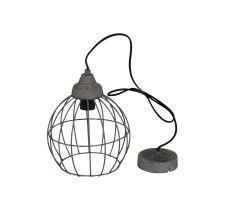 Lamp Metaal Rond