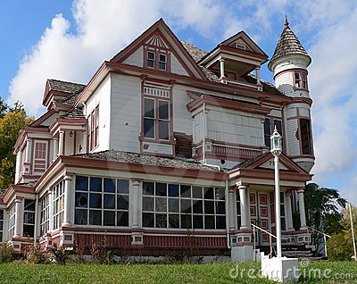 518 Best VICTORIAN HOMES Images On Pinterest Victorian