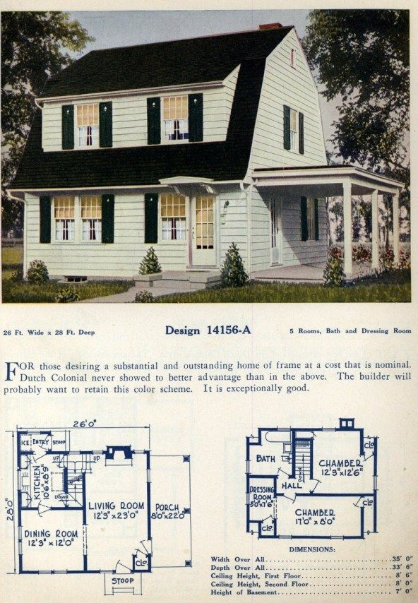 American Home Designs Vintage House Plans American Home Design Floor Plan Design Home Design Floor Plans