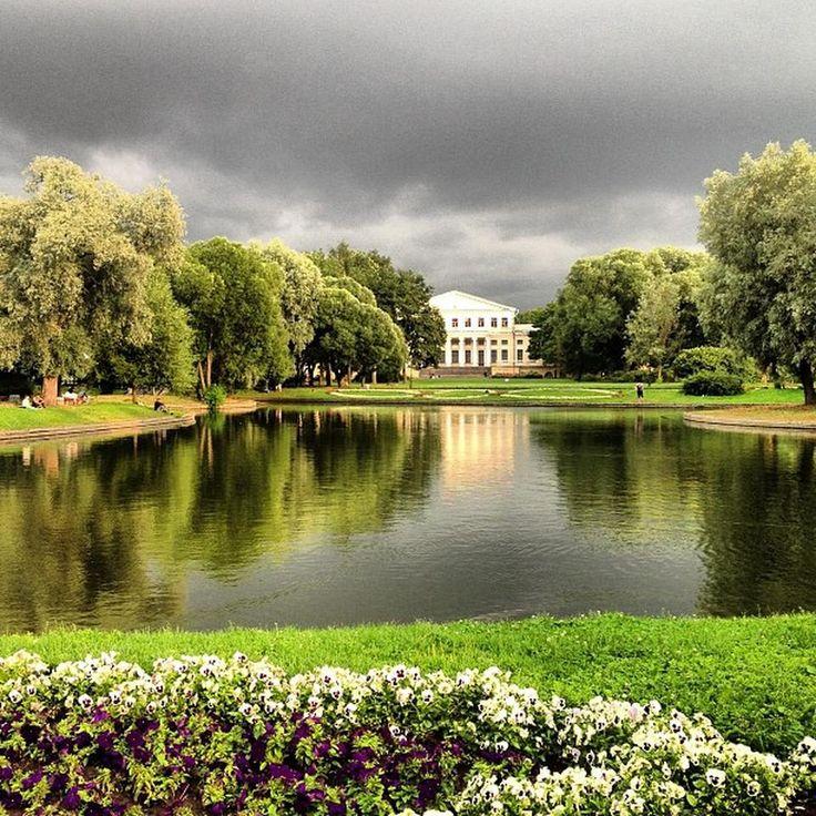 Юсуповский сад - Сенной - Санкт-Петербург