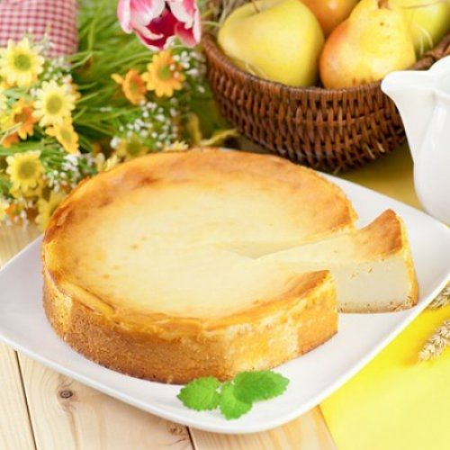 Tarta de queso facilisima