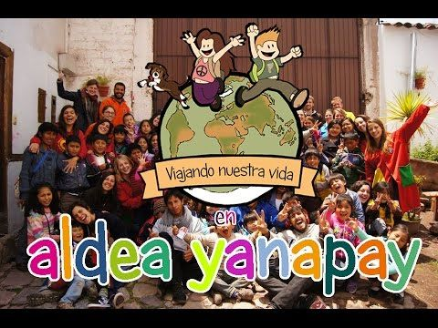 Aldea Yanapay | Para Onde?