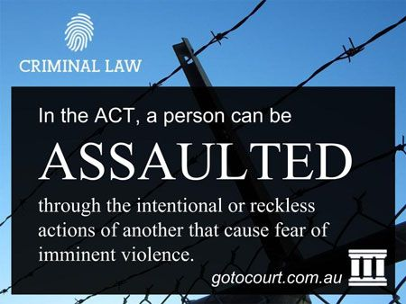 What are the different degrees of assault?
