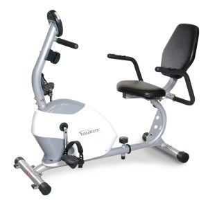 Velocity Exercise CHB-R2101 Recumbent Exercise Bike Review • Spin Bike Reviews - Indoors Fitness
