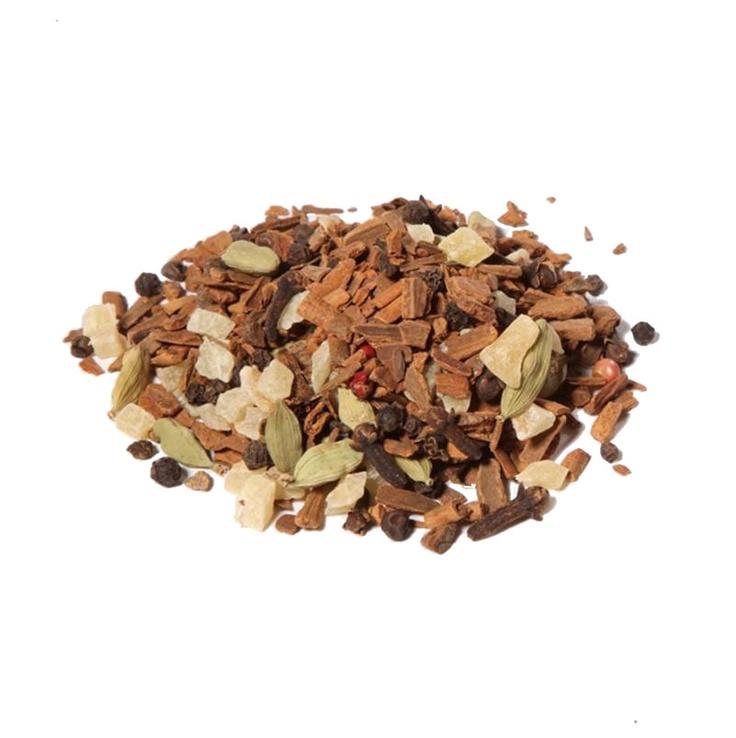 Ayurveda Puro Orgánico. Las infusiones ayurvédicas están basadas en recetas de tradición hindú y se componen de mezclas exóticas, de condimentos y hierbas: canela, jengibre, cardamomo, botones de rosa y muchos otros. Todos ellos libres de cafeína.