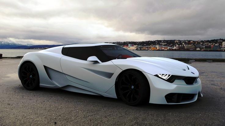 BMW M9 Concept Car Sick Bikes & Bitchin Rides