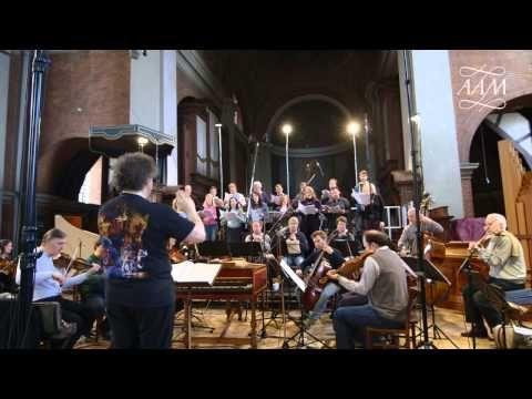 AAM - Bach Johannes-Passion - Herr, unser Herrscher - YouTube