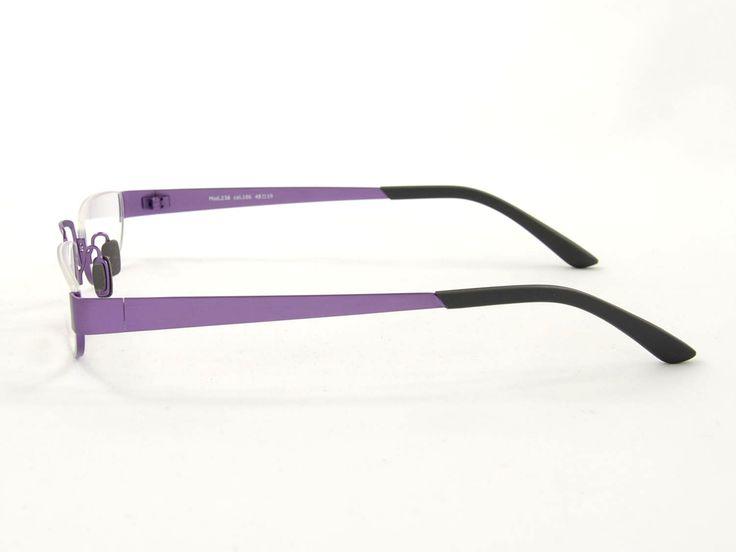 Munic Eyewear Mod. 238 col. 106 48 Lilac (Brillen) Brillen online kaufen