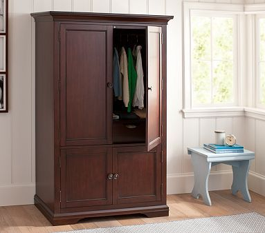 Larkin Armoire From Pottery Barn   Iu0027d Like To Skip This Huge Piece Of  Furniture, But I Have To Have A Closet According To The Social Worker