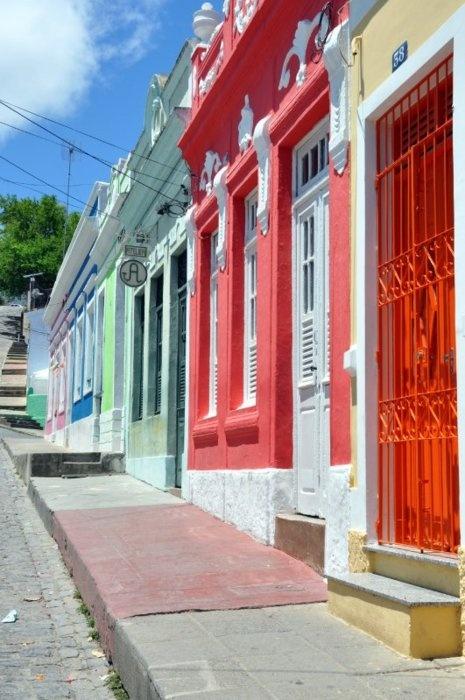 Olinda, Brazil, really pretty.
