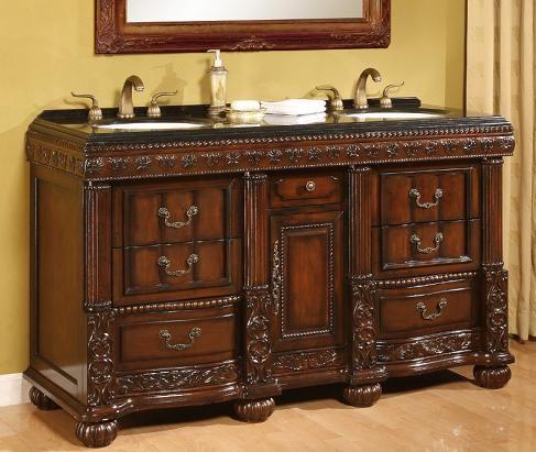 Antique Bathroom Vanities – Building A Lavish Bathroom Design