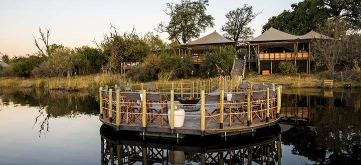 Duma Tau Camp, Botswana
