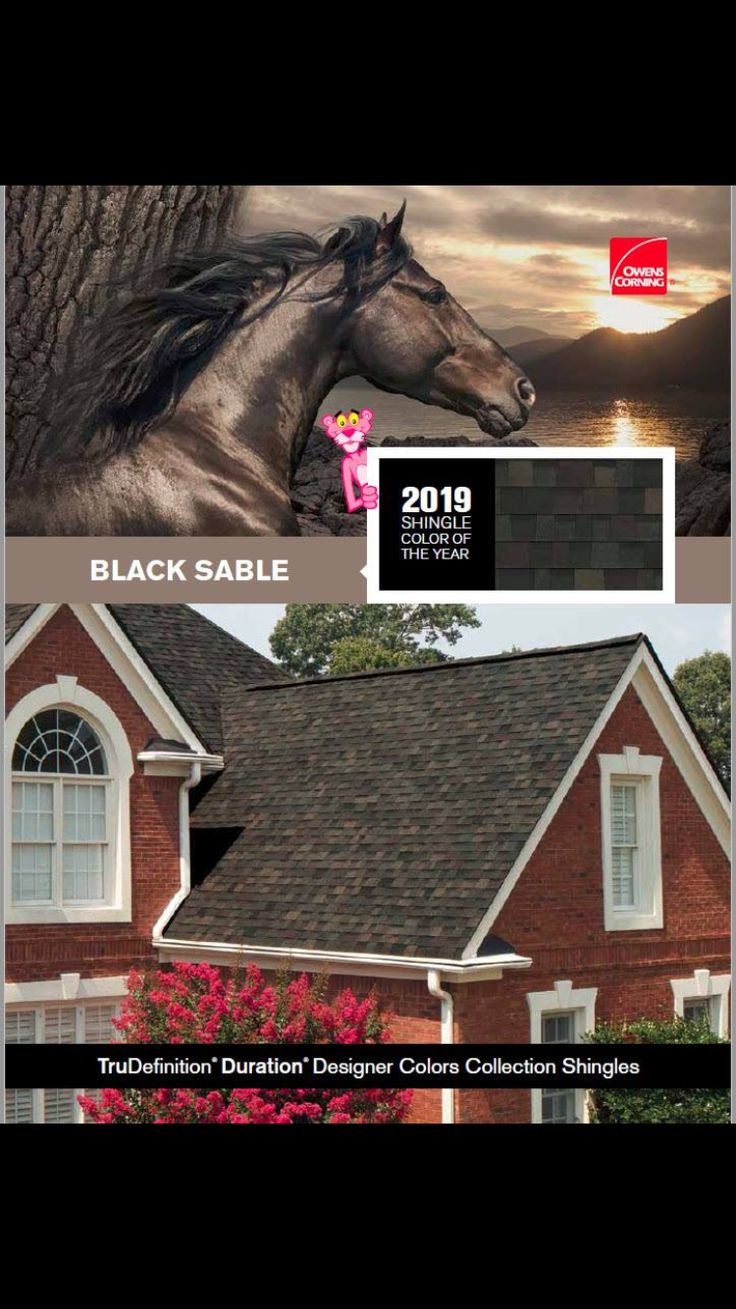 Best Homes With Owens Corning Black Sable Shingles On Them 400 x 300