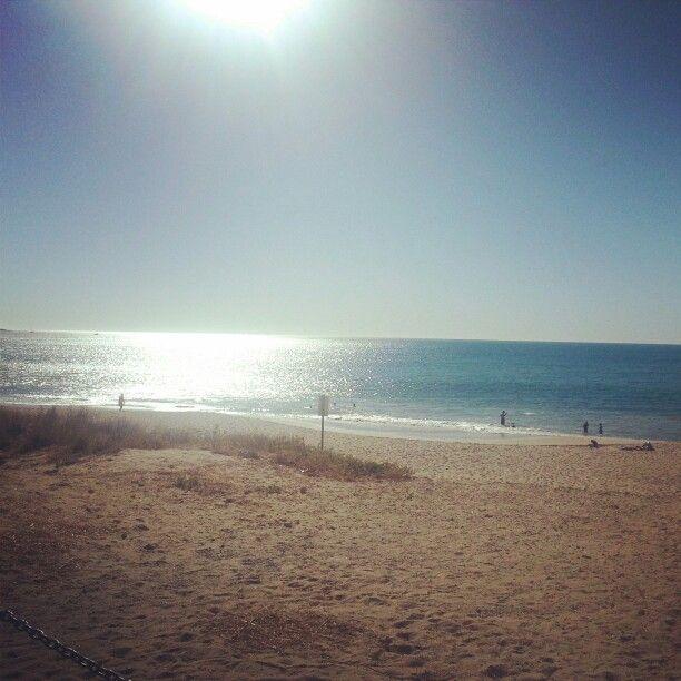 Mandurah Beach,  Perth, Western Australia
