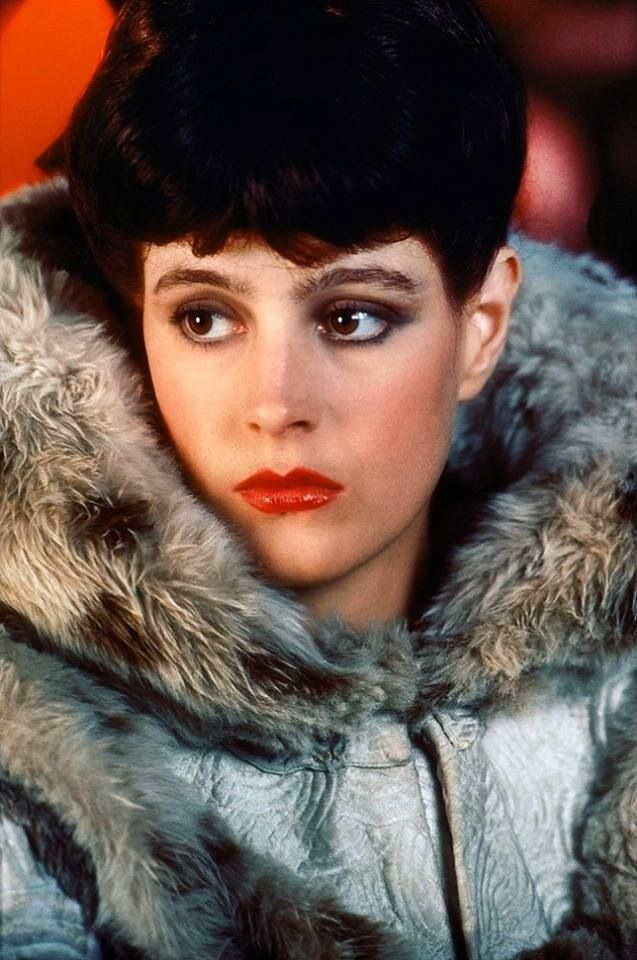 Sean Young, Blade Runner                                                                                                                                                                                 More