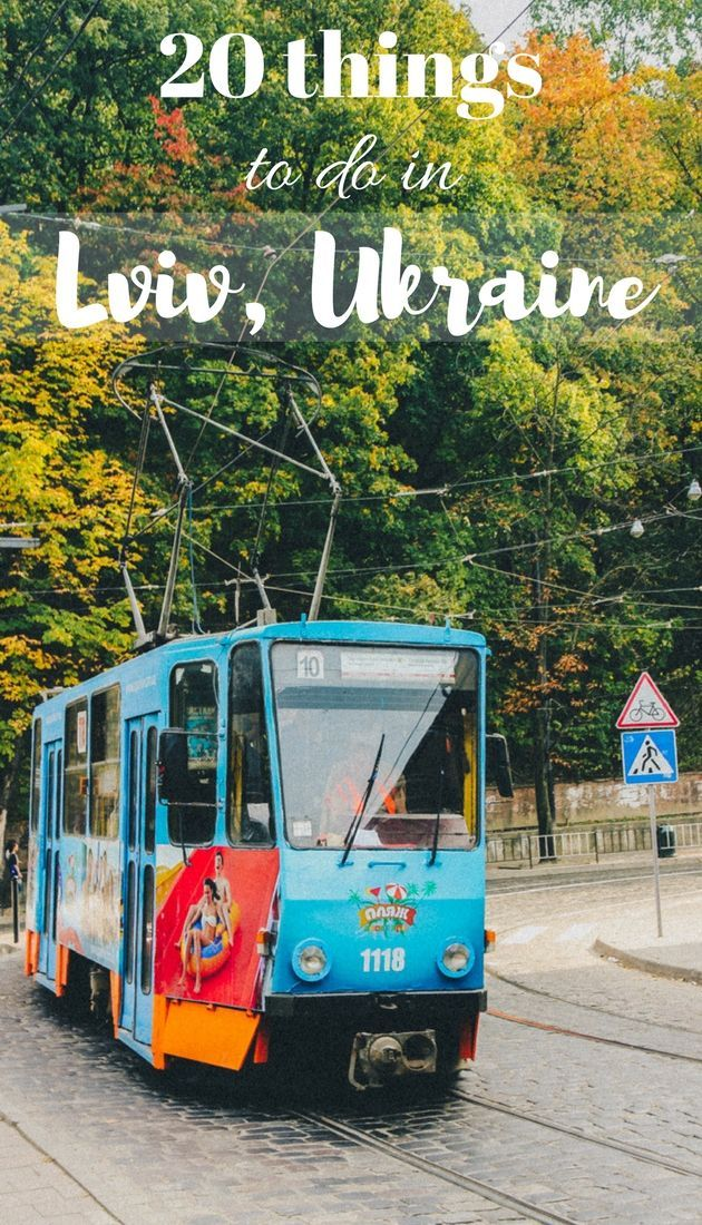 Top 20 Things to Do in #Lviv, the cultural capital of Ukraine, including cultural landmarks, foodie spots and a few creepy places. |#Lviv, #Ukraine