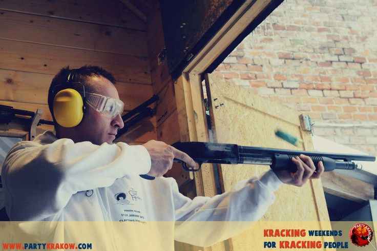 Check out Krakow gun shooting http://www.partykrakow.com/kalashnikow.html