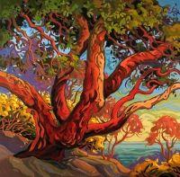 Greta Guzek- Local painter here on the Sunshine Coast :)