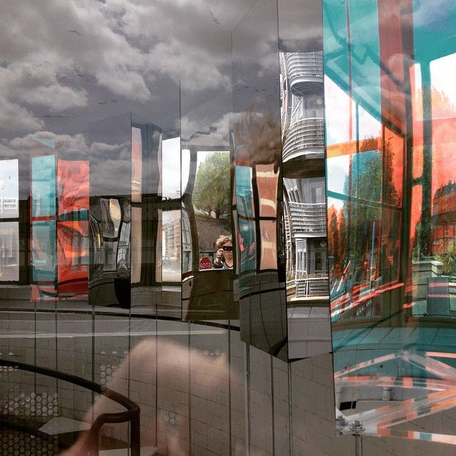 @fcbstudios compelling installation on Redcliffe Bridge @bristol
