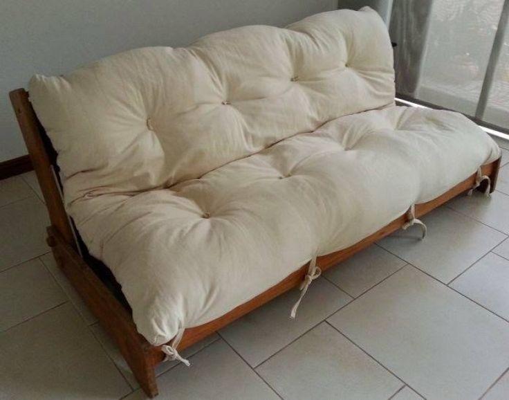 thick futon mattress