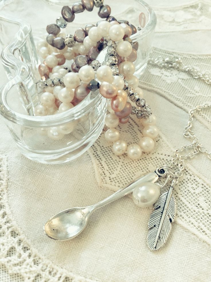 Soul spoon. Hand made spoon jewelry on www.varalusikka.fi