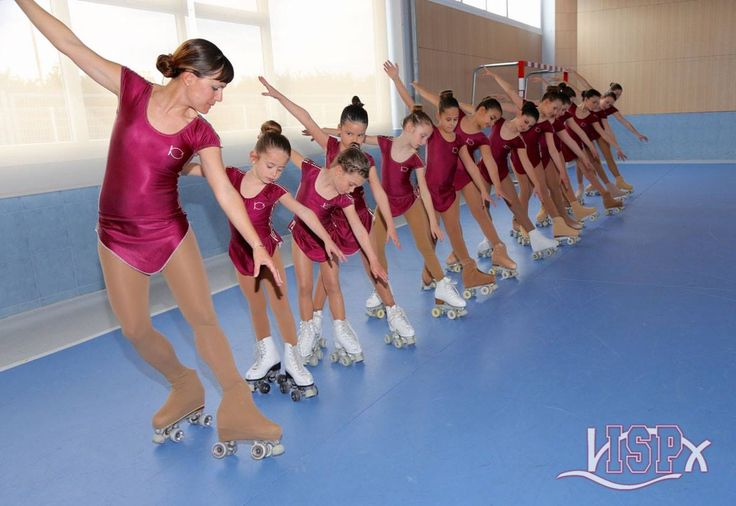 #ballet #patinaje #ClubPatinajeISP Desarrollando la #InteligenciaArtísticaISP