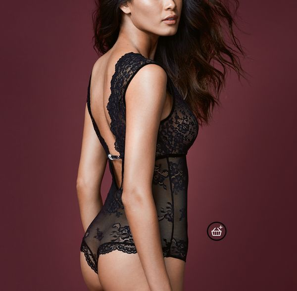 Intimissimi winter 2014 - Corsetry
