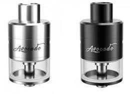 One of the most popular rebuildable tanks in its class has been enlarged in its overall size! Geekvape brings you the 24mm Avocado Tank, it features the familiar velocity style deck, massive quad wicking ports, adjustable airflow, but now in a larger size! Four massive wick ports lead into the 5mL tank with rapid and efficient wicking to reduce dry hits. #Vape #eliquid #vapelife #vapor #eciggarette #vapeporn #e-liquid #vapelyfe #ejuice #RBA #coilporn #buildlife