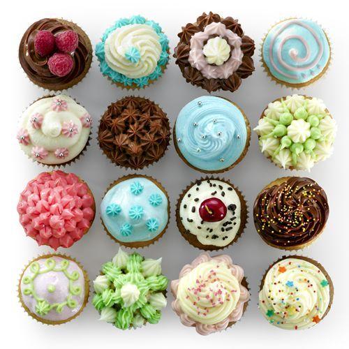 Még több cupcake