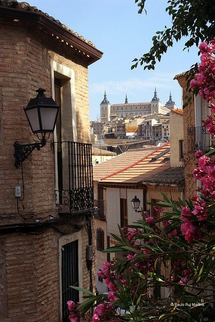 Toledo, Spain  (by Paolo Rui Martins )