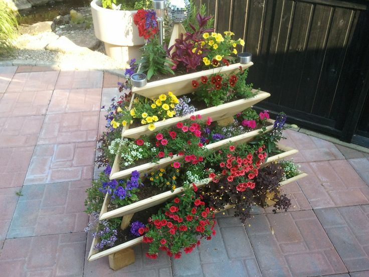 17 Best images about raised flower beds on Pinterest Raised beds