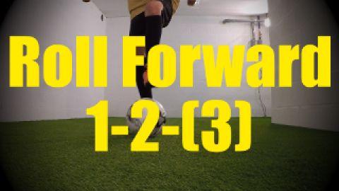 ** Roll Forward 1-2-(3) - Dynamic Ball Mastery Drills for U10-U11 ** http://ultimatesoccermovescollection.com/videos/ball-control/in-the-lane/219-roll-forward-u8-u9 http://ultimatesoccermovescollection.com/videos/ball-control/in-the-lane/225-roll-forward-1-2-3-stop-u8-u9 More U10-U11 videos: http://ultimatesoccermovescollection.com/component/tags/tag/5-intermediate-u10-u11 More Dynamic Ball Mastery Drills: http://ultimatesoccermovescollection.com/videos/ball-control/in-the-lane