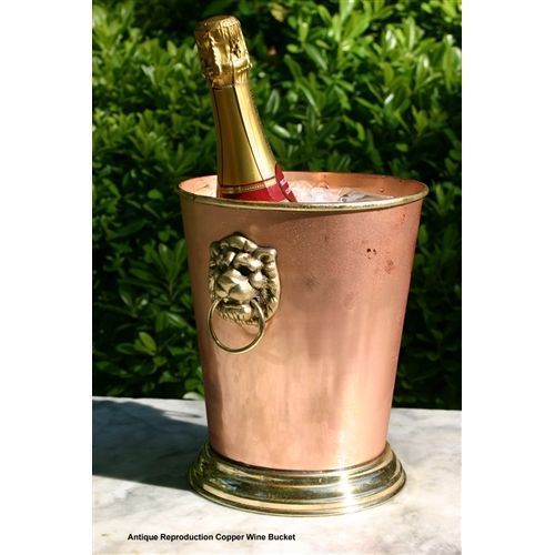 Copper Wine & Champagne Bucket