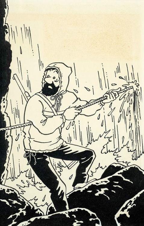Captain Haddock - Tintin
