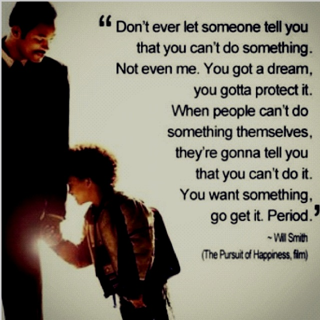 Quotes About The Pursuit Of Happiness: WANT SOMETHING Quotes Like Success