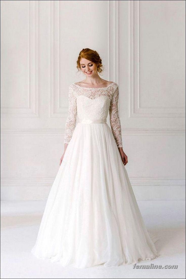 222 beautiful long sleeve wedding dresses (58)