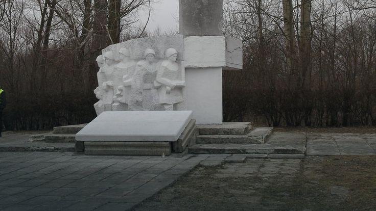 Pomnik generała Iwana Czerniachowskiego