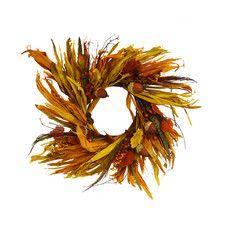 Peru Acorn Wreath
