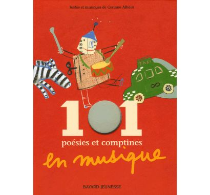 101 poésies et chansons, £16.99 from The Bilingual Bookshop
