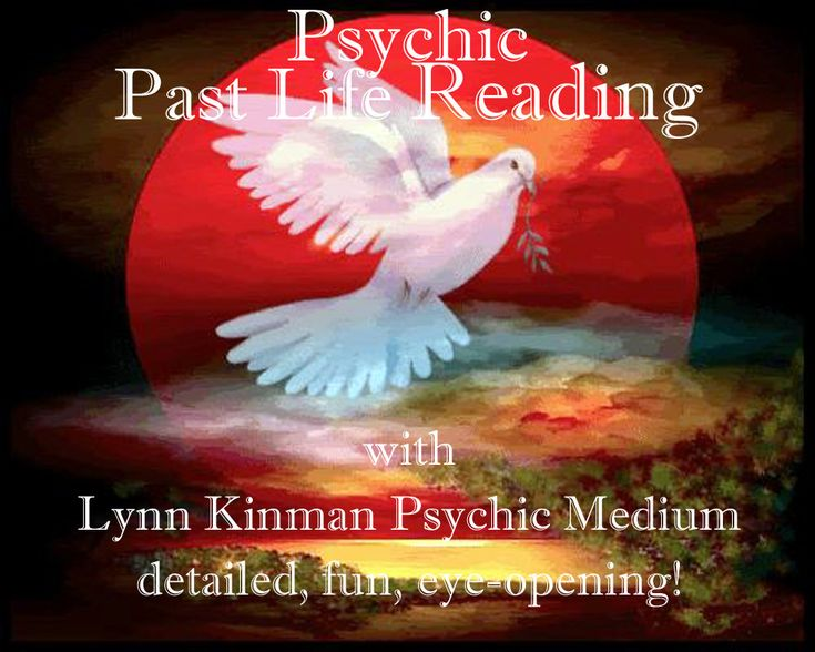 Psychic Past Life Reading with Lynn Kinman Psychic Medium Medical Intuitive & Hypnotherapist  Who Were You Before? Past Life Psychic Reading - pinned by pin4etsy.com