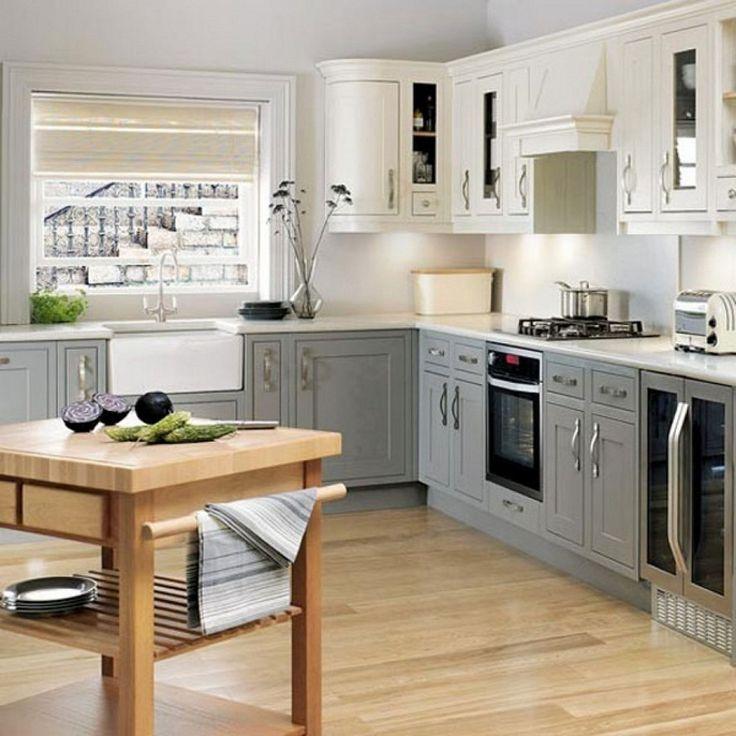 Kitchen Design Ideas Gray Cabinets 35 best 10x10 kitchen design images on pinterest | 10x10 kitchen