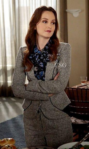 #GossipGirl Style U0026 Fashion: Leighton Meester, As Blair Waldorf Wore A  #Gucci